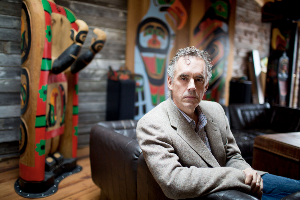 Jordan Peterson, Toronto, December 2016